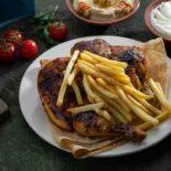 Chicken pan 1