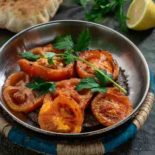 Kafta with tomatoes 1